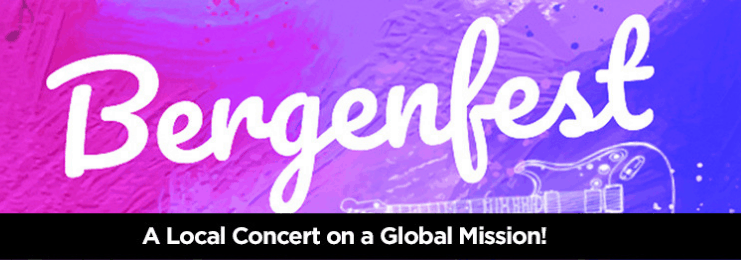 Bergenfest Landing Page Banner
