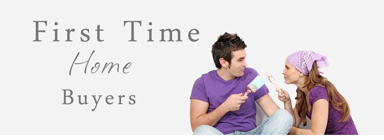First Time Home Buyers Blog Banner