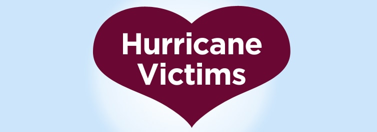 Support Hurricane Victims