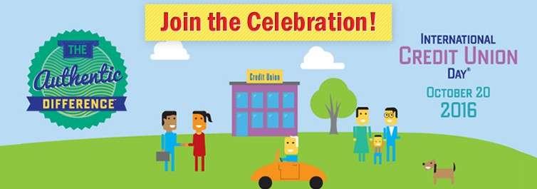 International Credit Union Day Banner
