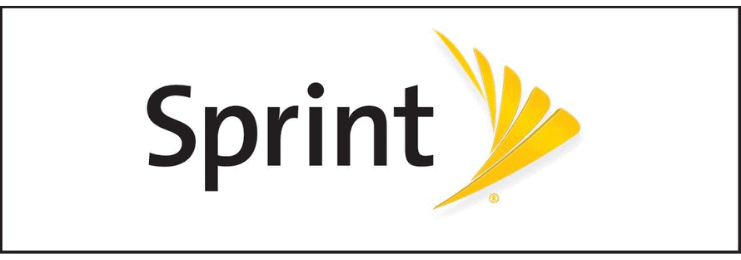 Sprint Landing Page Banner