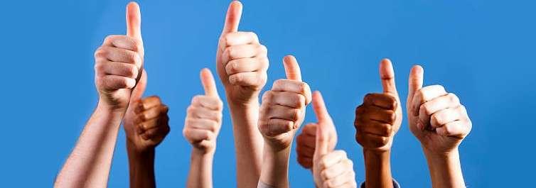 Thumb up image
