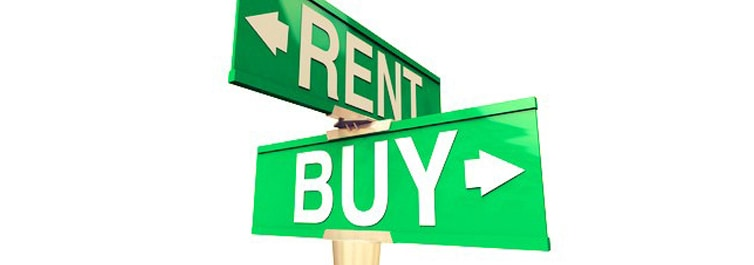 Small Business Rent or Buy Property Banner