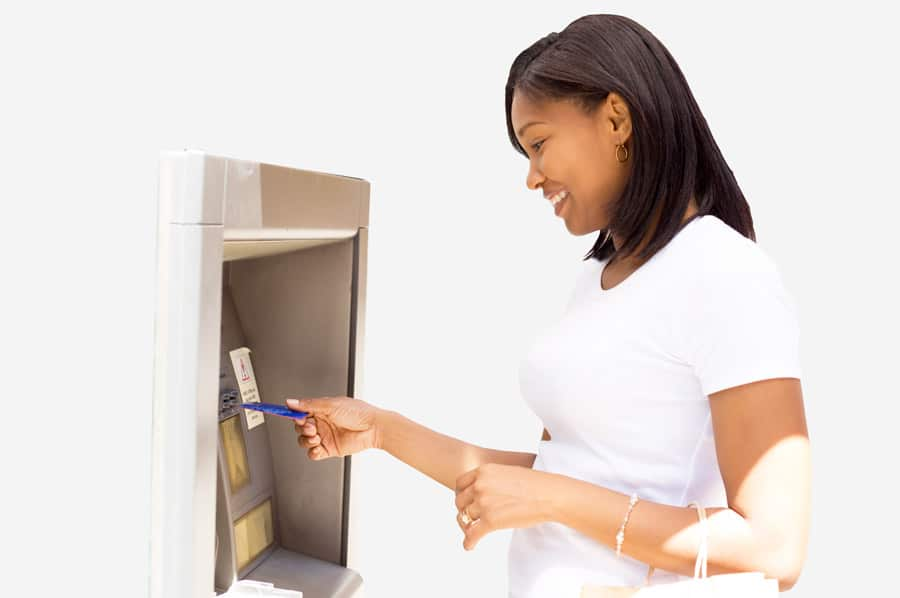 the edge checking account