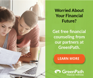 Worried about your financial future? Contact Green path financial wellness